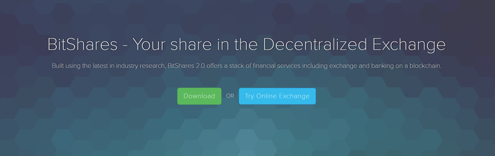 BitShares-cryptocurrency-exchange